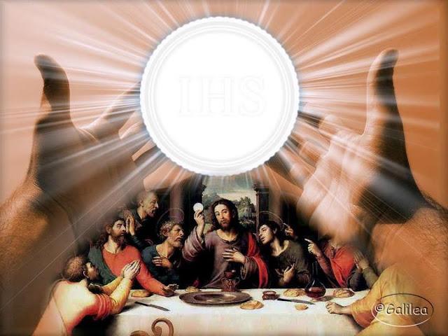 Lễ Mình Máu Thánh Chúa Kitô: Chúa Giêsu-Tấm bánh bẻ ra vì sự sống trần gian