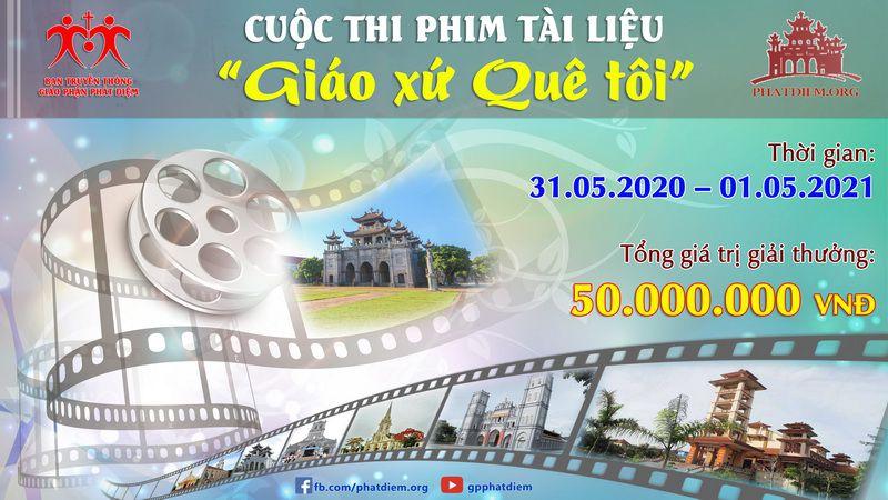 """Cuộc thi Phim tài liệu """"Giáo xứ Quê tôi"""" Mã số 002: Giới thiệu phim tài liệu giáo xứ Bình Hòa"""