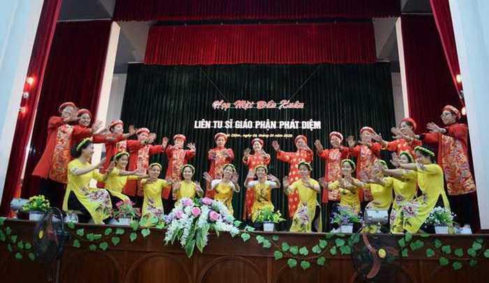 Thông báo: Ngày gặp mặt đầu xuân của liên tu sĩ giáo phận Phát Diệm-Mùng 4 Tết Tân Sửu