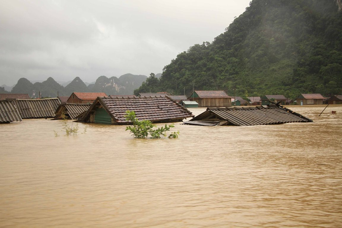 Thư kêu gọi cầu nguyện và cứu trợ nạn nhân lũ lụt- Đức TGM Giuse Nguyễn Năng