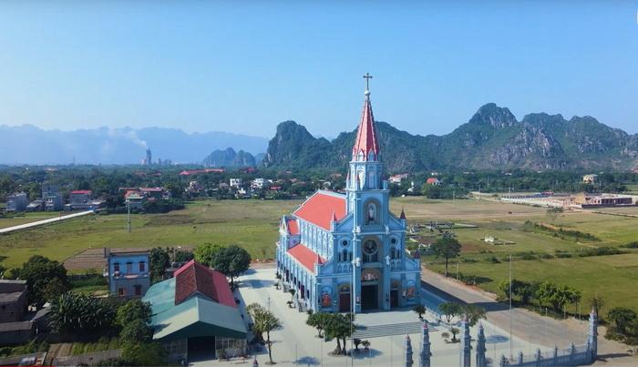 Video bài giảng lễ cung hiến xứ Phúc Châu: Ý nghĩa đích thực của việc xây nhà thờ