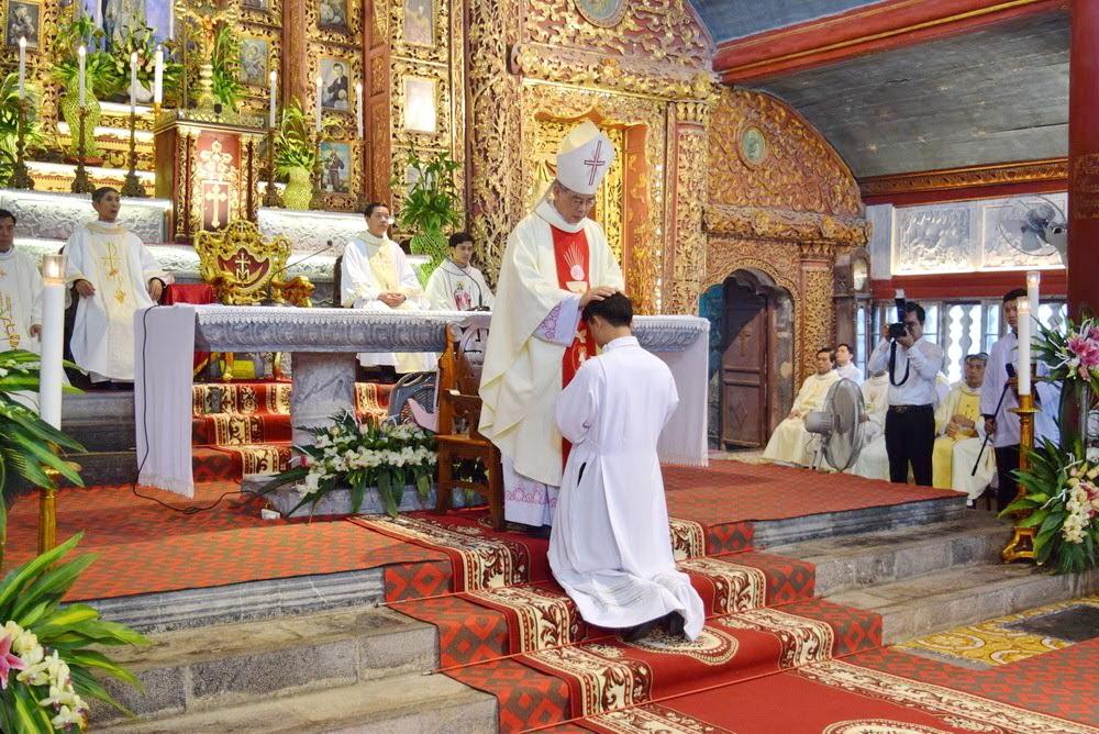 Thông báo: Điều tra ứng viên lên chức Phó tế
