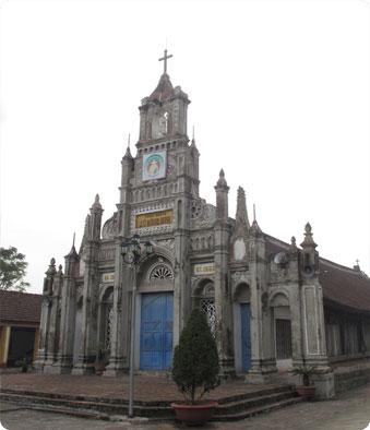 Giáo xứ Mông Hưu