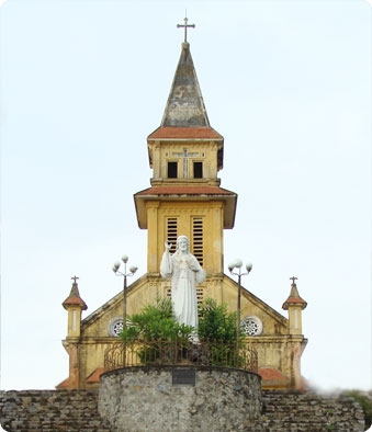 Giáo xứ Phúc Lai