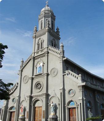 Giáo xứ Trung Đồng