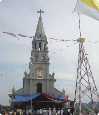 Giáo xứ Uy Tế