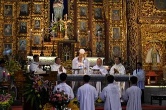 Legio Maria Giáo phận Phát Diệm mừng lễ bổn mạng - Đức Maria Vô Nhiễm