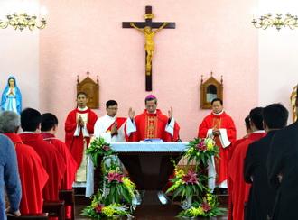 Chủng viện Thánh Phaolô Phát Diệm kỷ niệm 10 năm tái lập