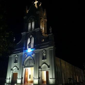 Thánh lễ cung hiến nhà thờ Giáo xứ Bạch Liên