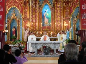 Phóng sự ngày Caritas Phát Diệm Tĩnh Tâm Mùa Chay 2017