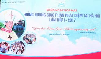 Ngày gặp mặt Đồng hương Phát Diệm : Công tác chuẩn bị đã hoàn tất