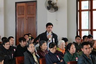 Gặp mặt đồng hương Phát Diệm tại Hà Nội lần I: Giới lao động thảo luận