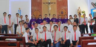 Thánh lễ ra mắt Ban liên lạc di dân Phát Diệm tại Miền Nam