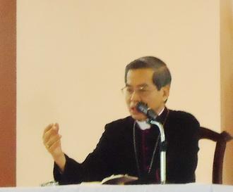 Tĩnh Tâm Giới Doanh Nhân và Tiểu Thương Công Giáo Phát Diệm