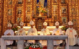 Thánh lễ tạ ơn của ba Đức Cha quê Phát Diệm mới được tấn phong