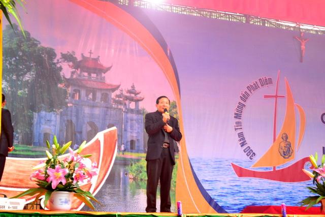 Kỷ niệm 390 năm Tin Mừng đầu tiên của giáo phận Phát Diệm