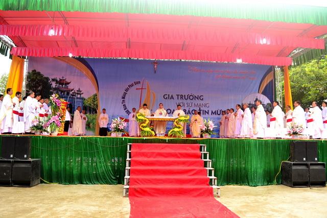 Kỷ niệm 390 năm Tin Mừng đầu tiên của giáo phận Phát Diệm - Ảnh minh hoạ 7