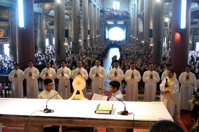 Giáo hội có thêm 11 Phó tế tại giáo phận Phát Diệm - Ảnh minh hoạ 2