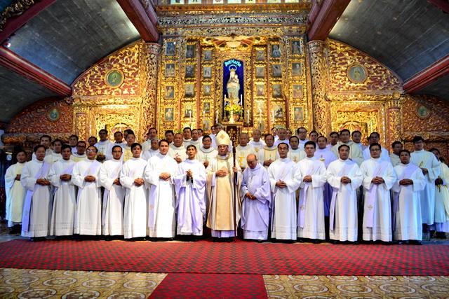 Giáo hội có thêm 11 Phó tế tại giáo phận Phát Diệm - Ảnh minh hoạ 9