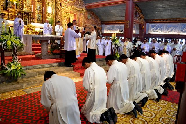 Giáo hội có thêm 11 Phó tế tại giáo phận Phát Diệm - Ảnh minh hoạ 6