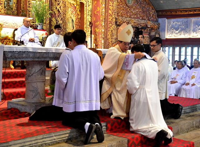 Giáo hội có thêm 11 Phó tế tại giáo phận Phát Diệm - Ảnh minh hoạ 7