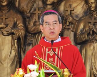 Video: Bài giảng lễ Khai mạc Năm Thánh mừng 30 năm tuyên phong Các Thánh Tử Đạo Việt Nam.