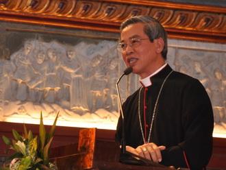 Video: Huấn từ của Đức Cha giáo phận trong dịp lễ Kính Lòng Chúa Thương Xót