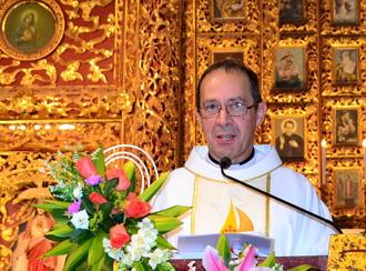 Tóm lược Bài giảng lễ của Đức Ông Antoine Camilleri tại Phát Diệm