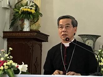 Linh mục đoàn Phát Diệm tĩnh tâm tháng 05/2018