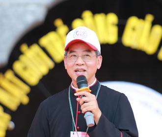 Ngày gặp mặt Giới trẻ giáo phận Phát Diệm lần thứ II - Gặp gỡ Chủ chăn