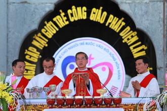 Ngày gặp mặt Giới trẻ giáo phận Phát Diệm lần thứ II -  Thán Lễ