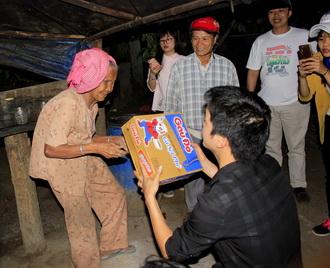 GTCG Phát Diệm Miền Nam: Thiện nguyện Giáng Sinh 2017