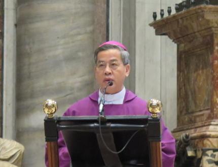 Hoà giải: con đường tiến đến hiệp thông - Bài giảng của Đức cha Giuse Nguyễn Năng