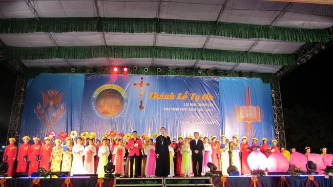Những hoạt động dịp bế mạc năm kỷ niệm 110 năm thành lập giáo phận Phát Diệm