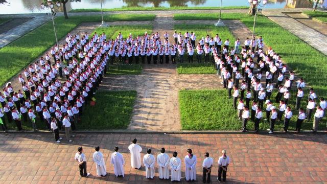 Khoá huấn luyện huynh trưởng và trợ uý giáo phận Phát Diệm