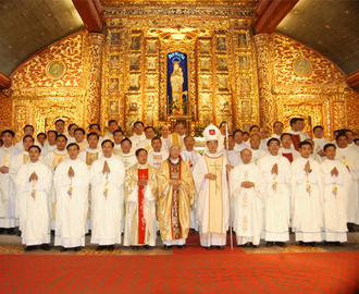 Phong chức Linh mục 4/2012