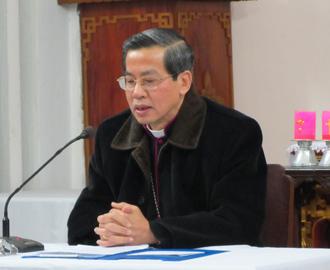 Thường huấn linh mục, năm 2012