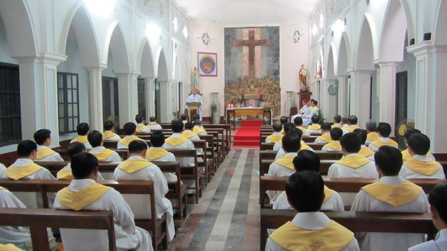 Bế mạc kỳ tĩnh tâm năm của linh mục đoàn giáo phận Phát Diệm