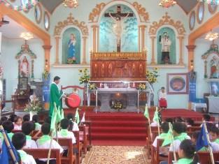 Khai giảng năm học mới tại ba giáo xứ Bạch Liên - Quảng Nạp - Hải Nạp