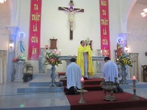 Giáo xứ La Vân: Hân hoan mừng lễ Quan thầy