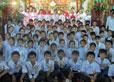 Thánh lễ ban Bí tích Thêm sức tại giáo xứ Hảo Nho, 19-8-2011