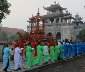 Lễ Các Thánh năm 2011