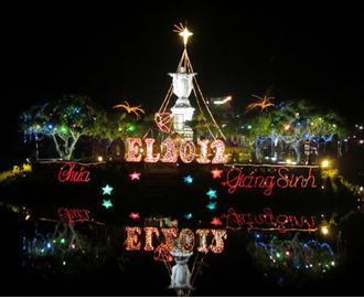 Giáng Sinh 2012, tại Phát Diệm (2)