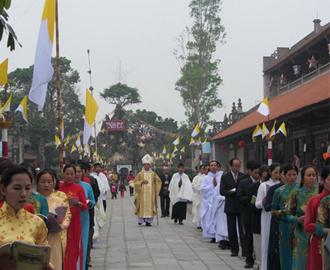 Giáng Sinh 2012, tại Phát Diệm (3)(lễ 10g00)