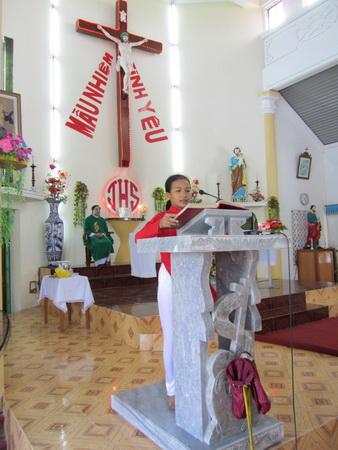 Mùa Hè Đầu Tiên Ở Giáo Xứ Yên Bình