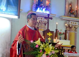 Giáo xứ Phúc Hải - người con nhỏ trong vòng tay Mẹ Hội Thánh