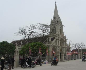 Giáo xứ Tôn Đạo kỉ niệm 170 năm thành lập, 90 năm xây dựng nhà thờ