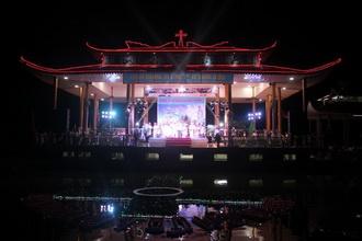 Giáo xứ Đồng Đinh: Lễ Suy Tôn Thánh Giá, và đêm diễn nguyện, 2017