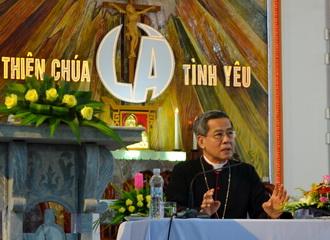 Giáo xứ Vô Hốt: Mục tử đến với đàn chiên