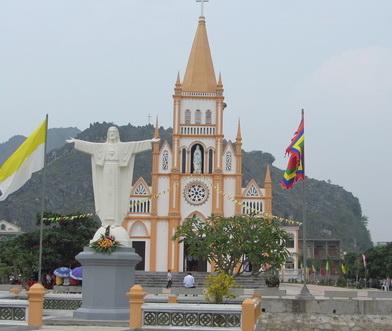 Lễ Cung hiến Nhà thờ Ngọc Cao